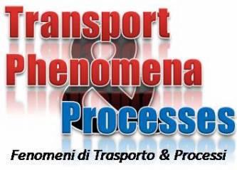 Calendario Esami Unisa Ingegneria.Transport Phenomena Processes Gruppo Di Ricerca