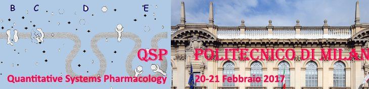 Mini corso su Quantitative Systems Pharmacology (QSP) al Politecnico di Milano